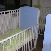 Crèche Tassin | explorateurs - espace sommeil bébé